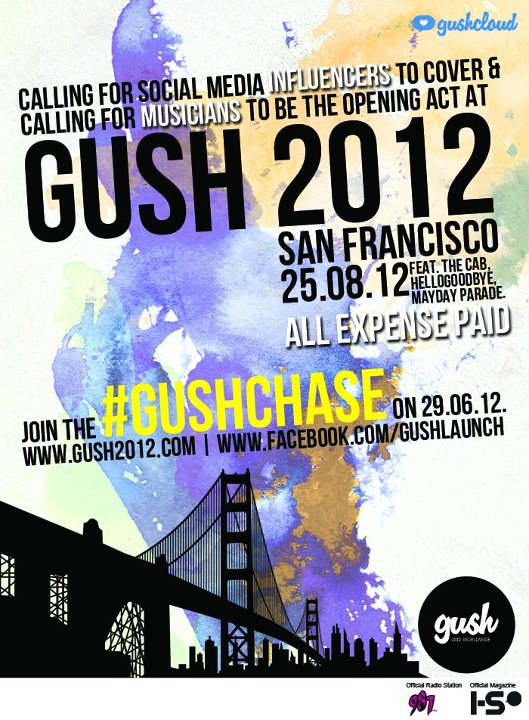 GUSH (band)