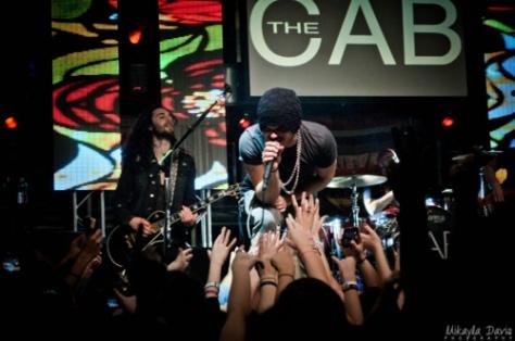 06 - The Cab world tour