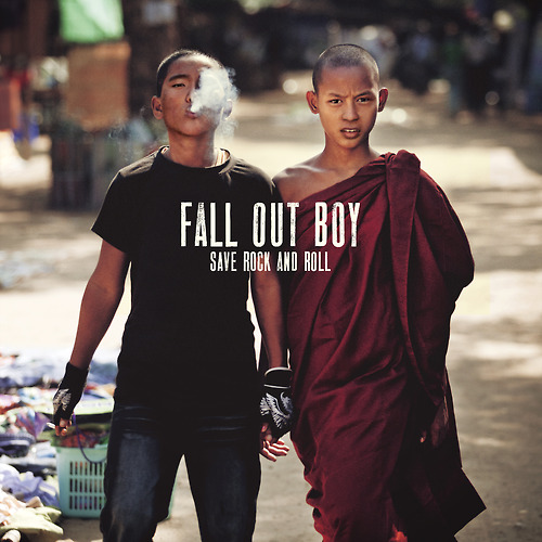 New Fall Out Boy Video