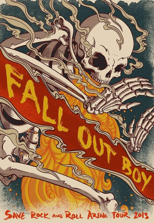 Fall Out Boy Live Mashup