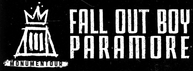 Fall Out Boy, Paramore Announce MonumenTour