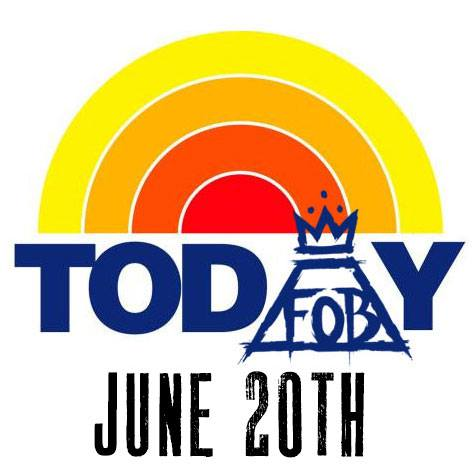 [Videos] Fall Out Boy On Today Show Recap