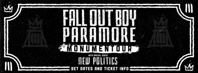 Fall Out Boy Monumentour Video Recap