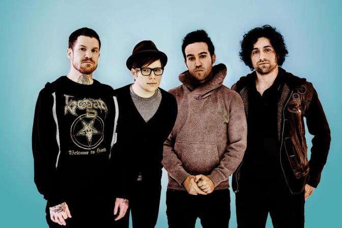 New Fall Out Boy European Dates