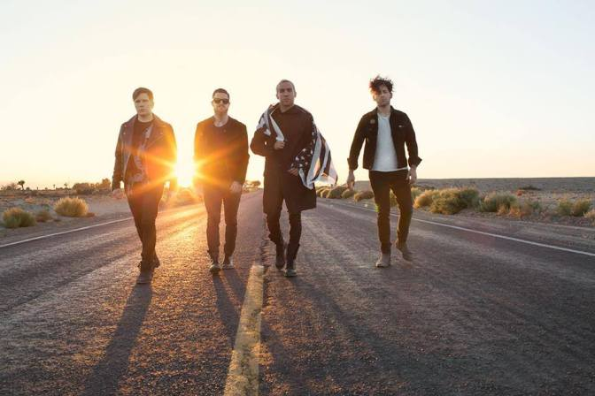 Fall Out Boy Nominated For Billboard Music Awards