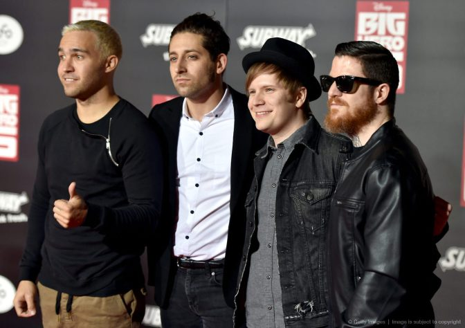 Fall Out Boy, New Politics To Perform At Pot of Gold Festival
