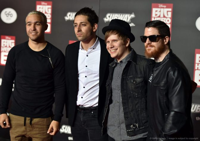 Fall Out Boy Announce New Single + More