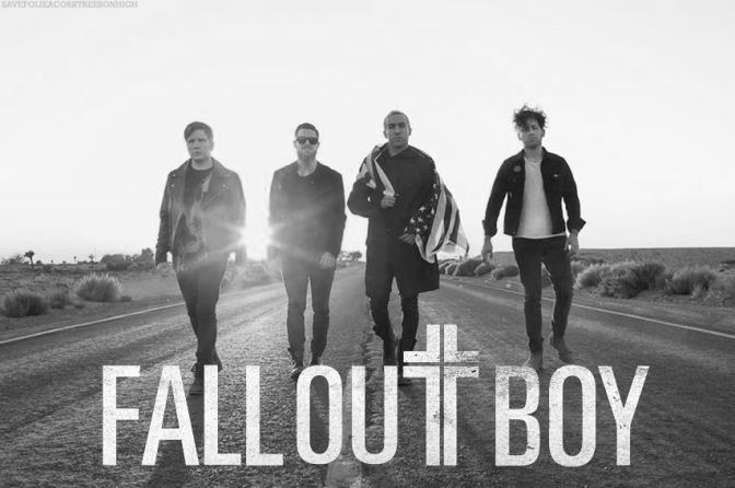 "Fall Out Boy Release ""American Beauty/American Psycho"" Video"