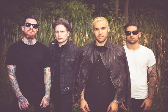 Fall Out Boy Announce Pop Up Store