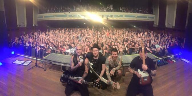 [Live Videos] Fall Out Boy In London