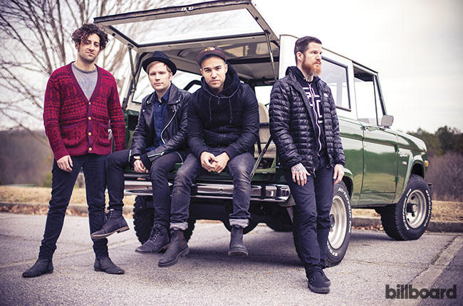 "Fall Out Boy Release ""Uma Thurman"" Video"