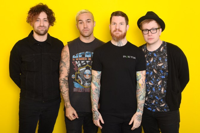 Fall Out Boy Announce European Tour 2015