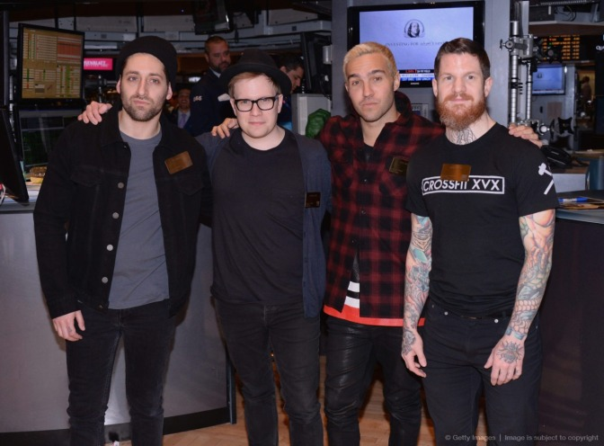 "Fall Out Boy Release ""Irresistible"" Video"