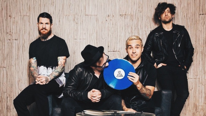 [Video] Fall Out Boy: Out of the Blue Record Release