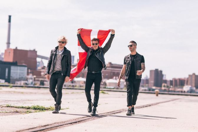 New Politics Release New Song, Announce Tour